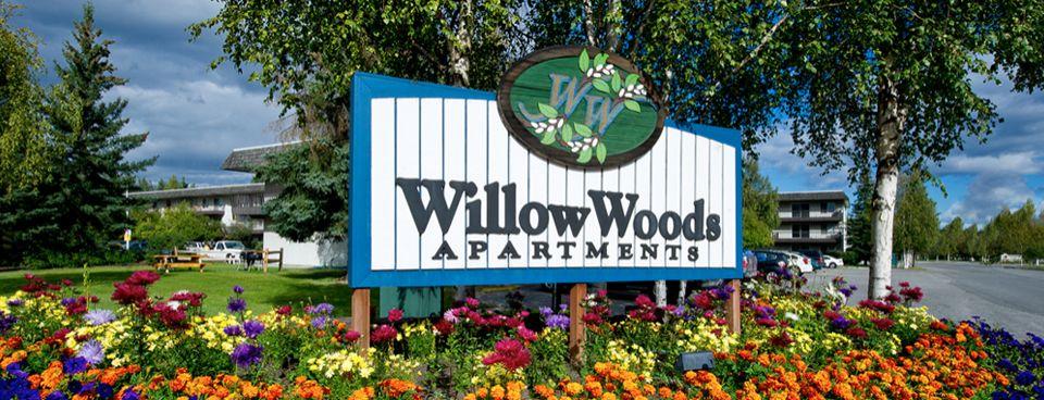 Fairbanks Alaska Apartments | Willow Woods Apartments |